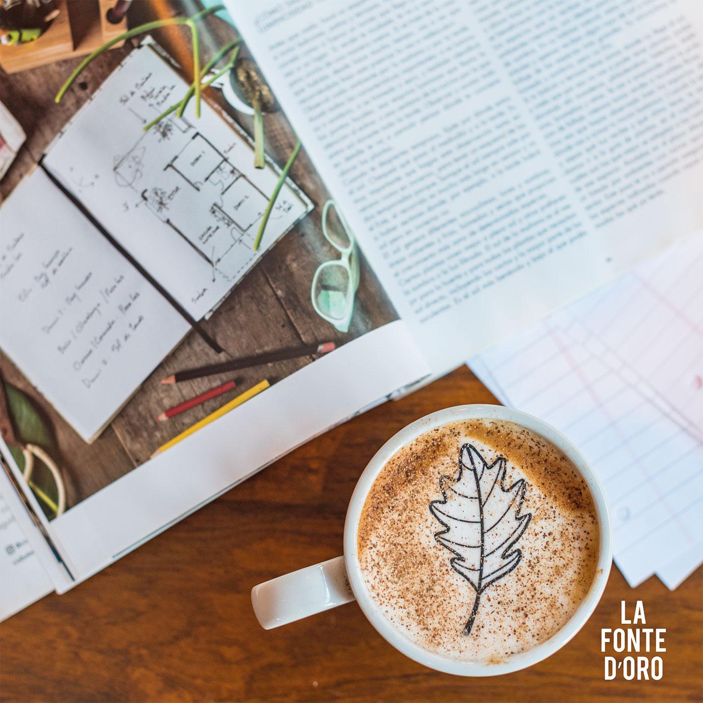 Cappuccino, nuestro favorito de otoño